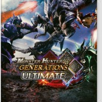 SWITCH Monster Hunter Generations Ultimate38337