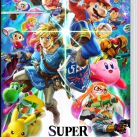 SWITCH Super Smash Bros. Ultimate38674