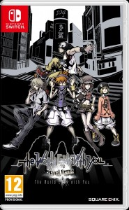 THE WORLD ENDS WITH YOU -FINAL REMIX- OKTÓBER 12-ÉN ÉRKEZIK A NINTENDO SWITCH KONZOLRA