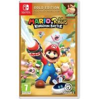 SWITCH Mario + Rabbids Kingdom Battle: Gold Ed.38949