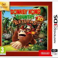 3DS Donkey Kong Country Returns 3D Select38954