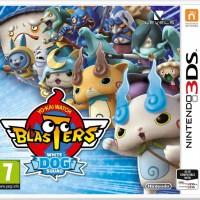 3DS YO-KAI WATCH Blasters White Dog39073