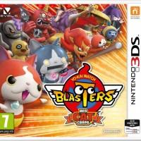 3DS YO-KAI WATCH Blasters Red Cat39074