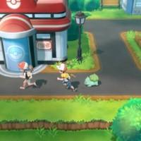 SWITCH Pokémon Let's Go Pikachu! + Poké Ball Plus39101
