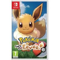 SWITCH Pokémon Let's Go Eevee!39288