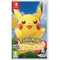 SWITCH Pokémon Let's Go Pikachu!39289