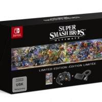 SWITCH Super Smash Bros. Ultimate Limited edition39456