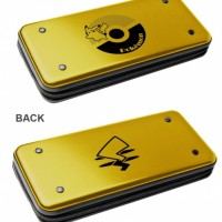 Alumi Case for Nintendo Switch (Pikachu - Gold)40130