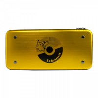 Alumi Case for Nintendo Switch (Pikachu - Gold)40132