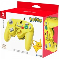 SWITCH GameCube Style BattlePad - Pikachu40596