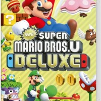 SWITCH New Super Mario Bros U Deluxe41014