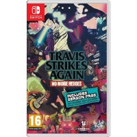 SWITCH Travis Strikes Again: No More Heroes41204