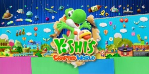 MÁRCIUSBAN MEGJELENIK A YOSHI'S CRAFTED WORLD NINTENDO SWITCH KONZOLRA, ÉS A KIRBY'S EXTRA EPIC YARN NINTENDO 3DS-RE