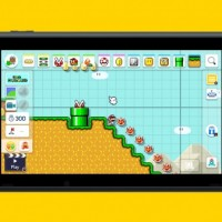 SWITCH Super Mario Maker 241854
