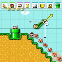 SWITCH Super Mario Maker 241855