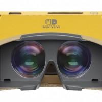 SWITCH Nintendo Labo VR Kit - Starter Set+Blaster42112