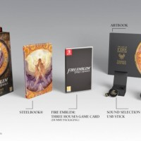 SWITCH Fire Emblem: Three Houses Limited Edition42595
