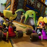 SWITCH Crash Team Racing Nitro-Fueled Nitros Oxide42691