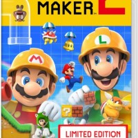 SWITCH Super Mario Maker 2 + NSO Limited Ed.42733