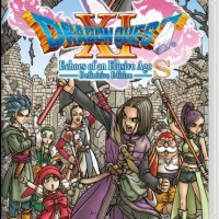 SWITCH Dragon Quest XI S: Echoes - Def. Edition43079
