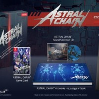 SWITCH Astral Chain Collector's Edition43084