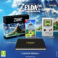 SWITCH The Legend of Zelda: Link's Awak. Lim. ed.43115