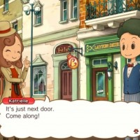 SWITCH Layton's Mystery Journey: K&M Con. Del. Ed.44433