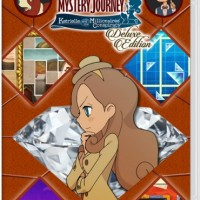 SWITCH Layton's Mystery Journey: K&M Con. Del. Ed.44439
