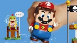 A LEGO Csoport és a Nintendo  közösen emeli új szintre a legendás építőjátékot