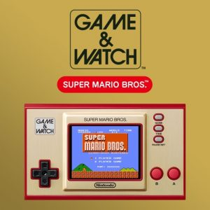 GAME & WATCH: SUPER MARIO BROS. – VISSZATÉR A KLASSZIKUS KONZOL, AMI MEGVÁLTOZTATTA A VIDEÓJÁTÉKOK TÖRTÉNELMÉT