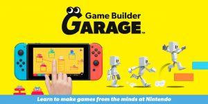 AZ ÚJ ELŐZETESBEN BEMUTATKOZIK A GAME BUILDER GARAGE